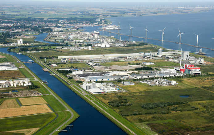Mega Waterstofproject In Noord-Nederland