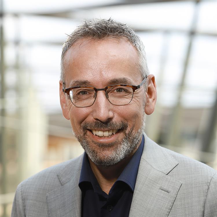 Gedeputeerde Jan Van Der Meer