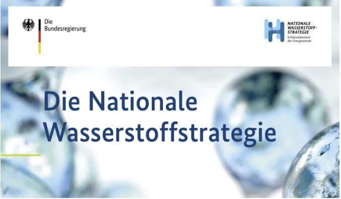 Waterstofstrategie Duitsland